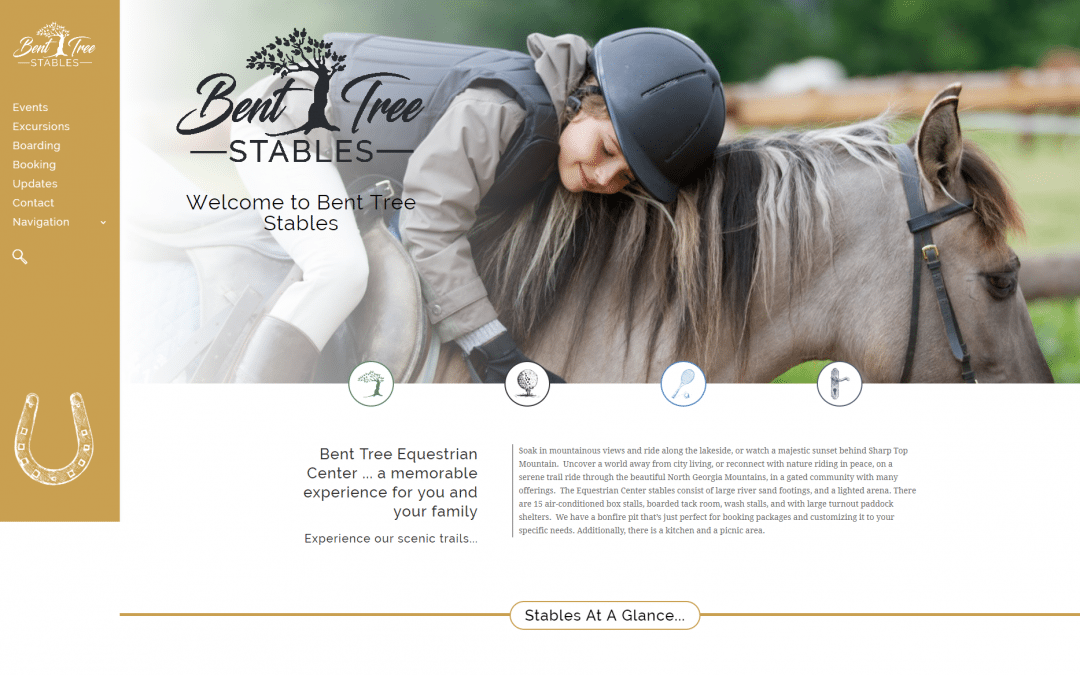 Welcome to the New Bent Tree Equestrian Center Website